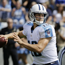 Titans QB Locker listed as probable vs. Browns The Associated Press