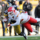 Chiefs still without TD catch from wide receiver The Associated Press