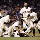 Sanchez lifts Giants over Dodgers 3-2 in 12 The Associated Press