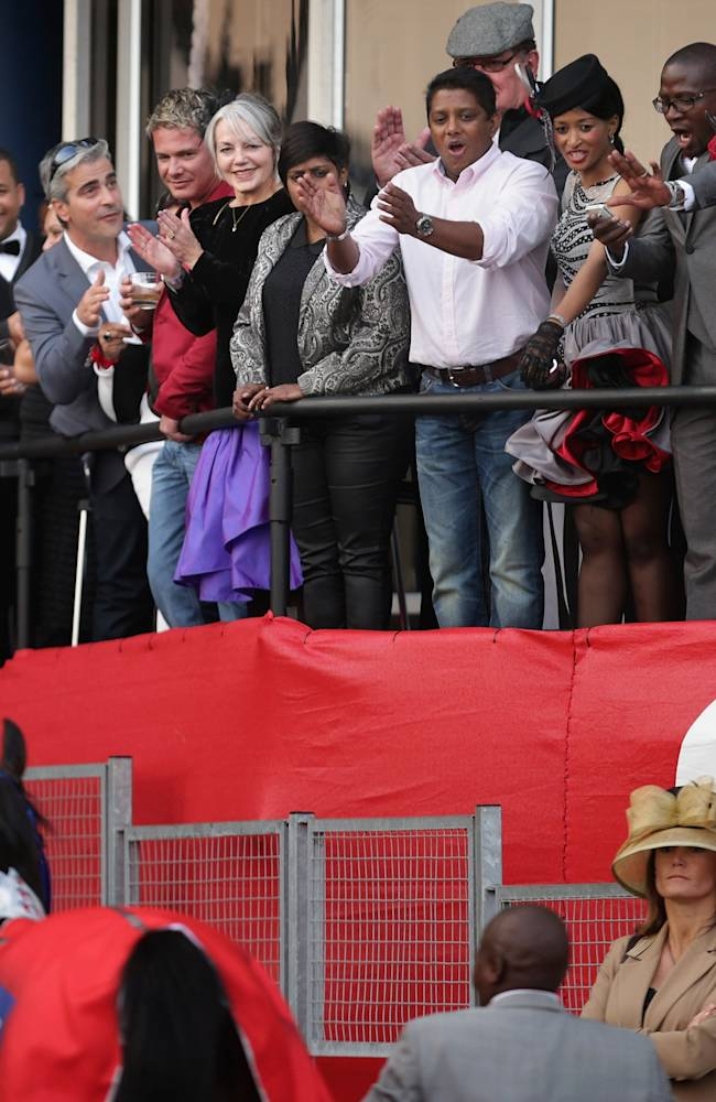 Racegoers Flock To The Durban July Handicap