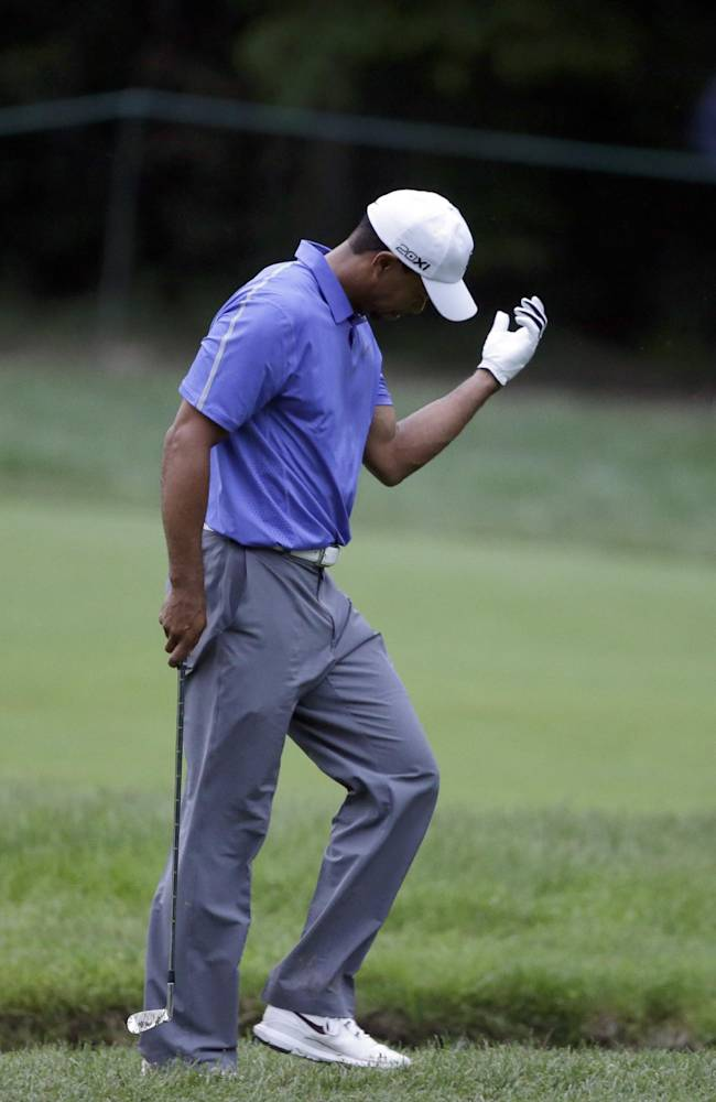 Woods to rest elbow, skip AT&T National