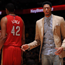 Pelicans' Davis returns from 5-game absence vs. Pistons (Yahoo Sports)