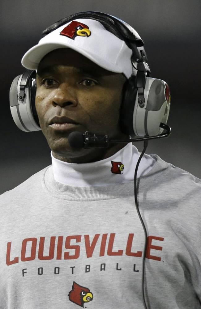 Jurich: Louisville coaching search is wide open