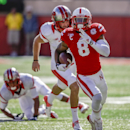 Abdullah leads No. 16 Nebraska over Rutgers 42-24 (Yahoo Sports)