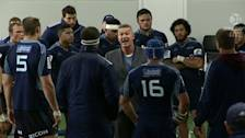 Kirwan Fires Up After Loss