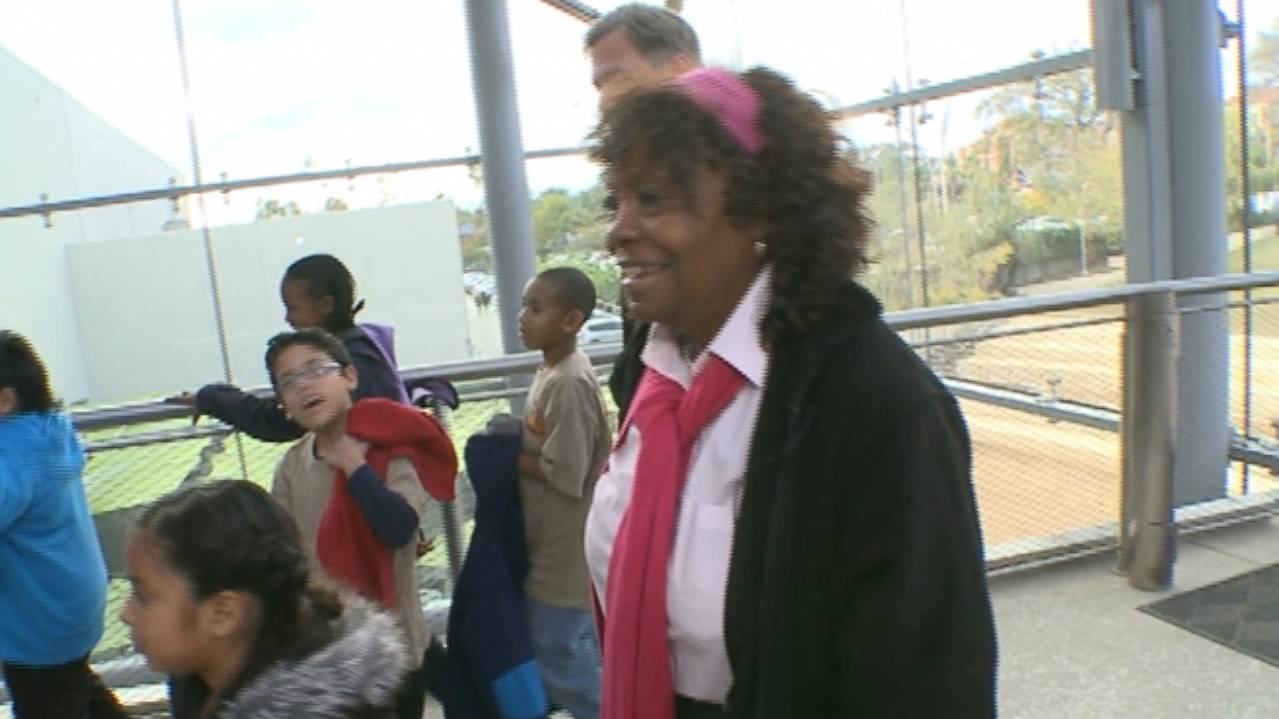 Longtime Volunteer Works to Give Kids a Bright Future