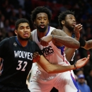 Minnesota Timberwolves v Los Angeles Clippers Getty Images