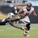 Falcons' free-agent plan may include keeping Julio Jones The Associated Press