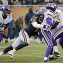 Vikings look a lot like version from last year The Associated Press