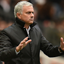 Manchester United comprehensively beat Everton 4-0 on Sunday and Jose Mourinho was relieved to capitalise on other teams dropping points.