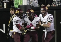 Kelly throws 5 TDs as Arizona St. rolls
