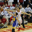 Golden State Warriors v Houston Rockets - Game Three Getty Images