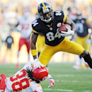 Steelers wrap up playoff berth, top Chiefs 20-12 The Associated Press