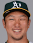 Hiroyuki Nakajima - Oakland Athletics