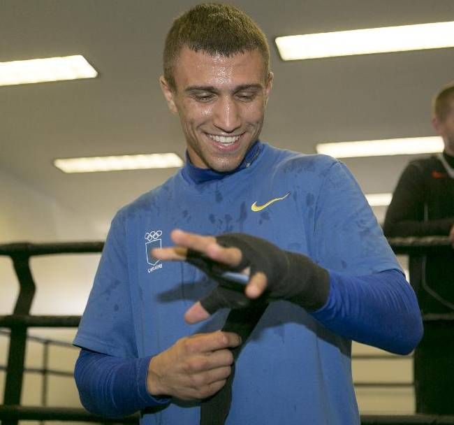 Olympic boxing star Lomachenko unleashed on pros