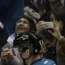 Thornton lifts Sharks over Kings 3-2 in shootout The Associated Press