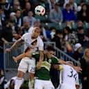 Portland Timbers v Los Angeles Galaxy Getty Images