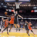 Oklahoma City Thunder v Golden State Warriors Getty Images