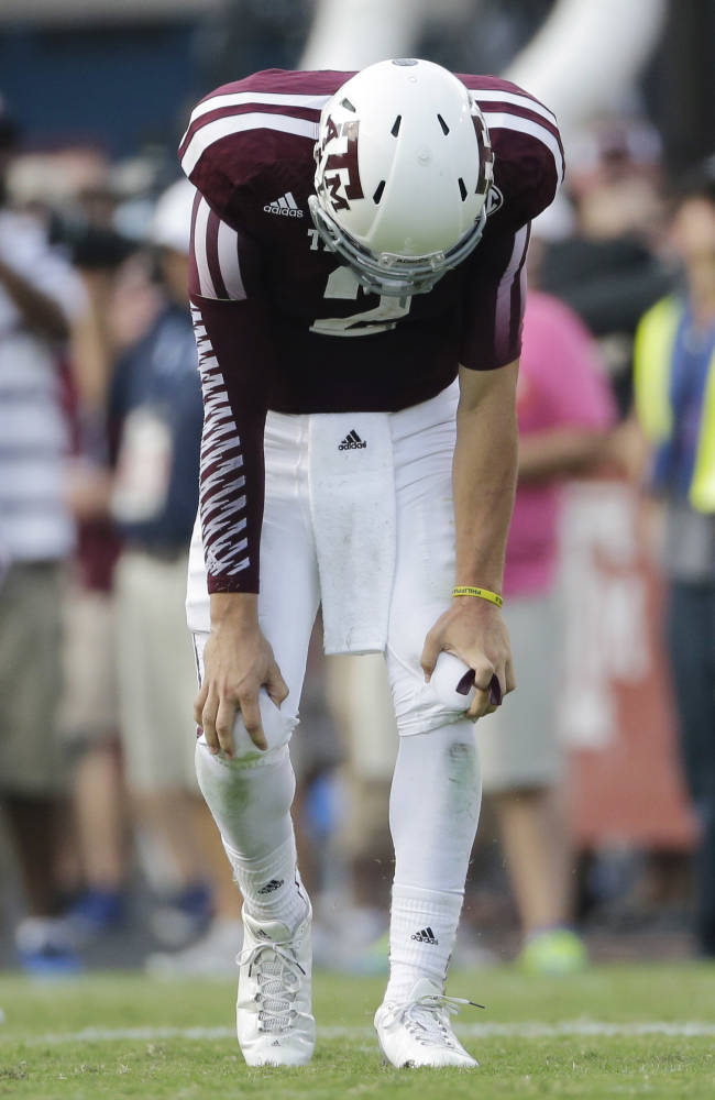 In aftermath of 'Bama-A&M, calm and perspective