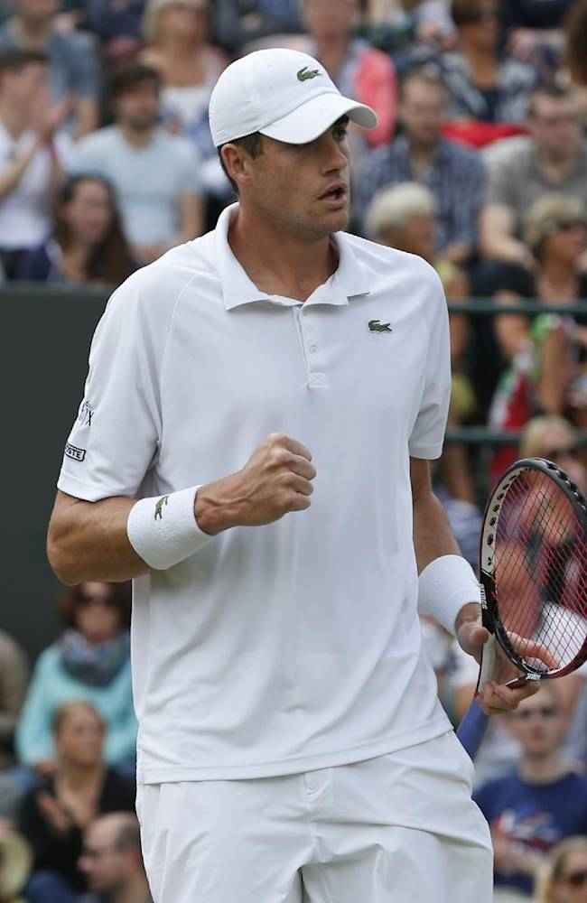 Top-seeded Isner reaches Atlanta Open semifinals