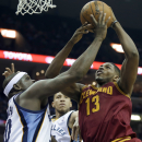 Randolph leads Grizzlies past Cavaliers 110-96 The Associated Press