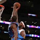 Oklahoma City Thunder v Los Angeles Lakers Getty Images