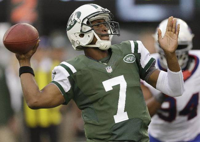 Geno Smith heading in right direction for Jets