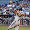 Span and Zimmerman homer, Nationals rout Diamondbacks 11-1 The Associated Press