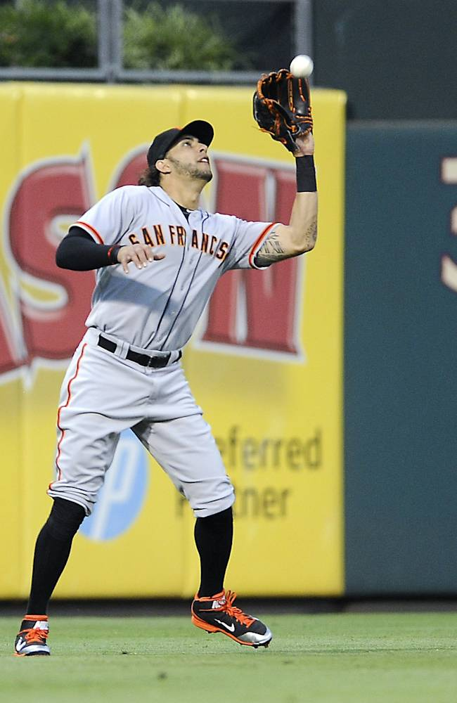 Giants beat Phillies 9-6 in 14 innings