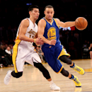 Golden State Warriors v Los Angeles Lakers Getty Images
