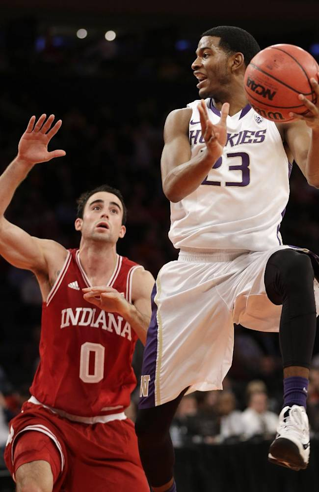 Indiana dominates Washington, 102-84