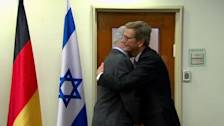 German FM meets Netanyahu
