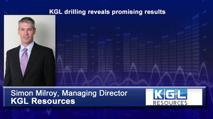 KGL drilling reveals promising results