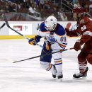 Gagner leads Oilers past Coyotes in SO The Associated Press