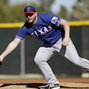 Rangers' Harrison dealing with back issues again The Associated Press