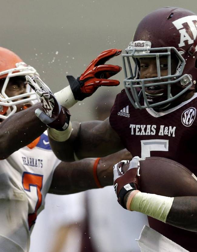 No. 6 Aggies prepare for part 2 with No. 1 Alabama