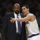 Knicks' Prigioni could return to Spain on wife's wishes photo