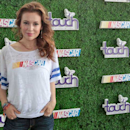 Alyssa Milano leads NASCAR fantasy celebrity league