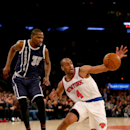 Oklahoma City Thunder v New York Knicks Getty Images