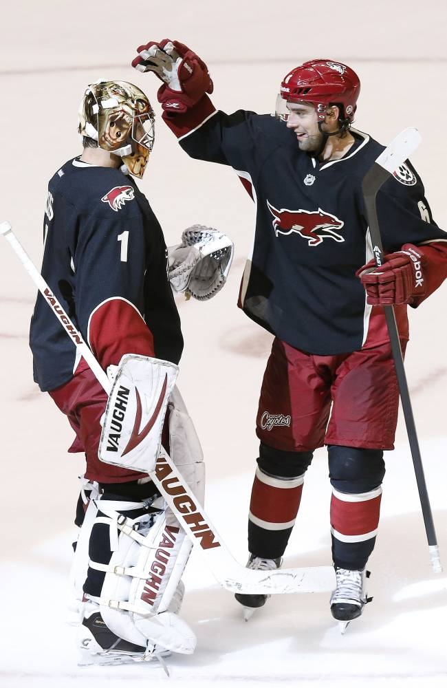 Coyotes to switch name from Phoenix to Arizona