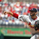 Lynn, Cardinals beat sloppy Nationals 4-3 The Associated Press