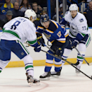 Miller has 31 saves, Canucks beat Blues 4-1 The Associated Press