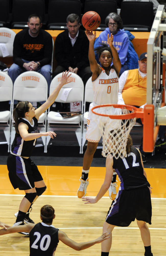 Reynolds expected back for No. 10 Lady Vols vs LSU
