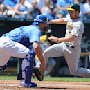 Surging Royals rally past A's for 7-3 win The Associated Press