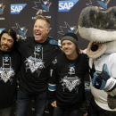 Sharks Hold Special Metallica Night For Game Against Kings