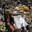 James' rebounding sparks Heat over Wolves The Associated Press