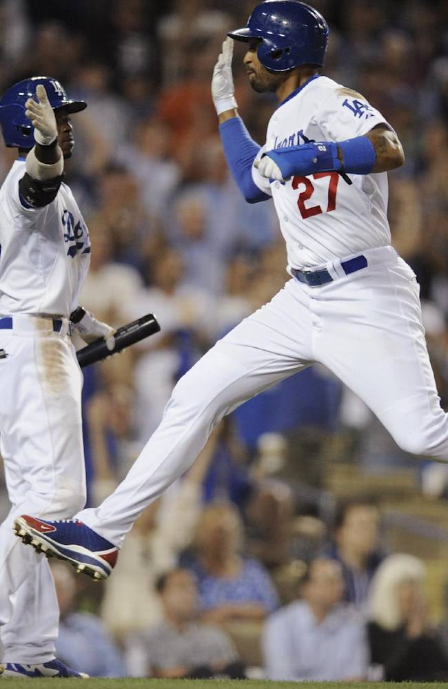 Dodgers beat Tigers 3-2 in 10 innings