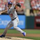 Cards score 4 in 1st, beat Dodgers and Greinke 4-2 The Associated Press
