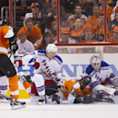 Flyers lack punch at home on power play The Associated Press
