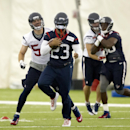 Texans back at work after weather delay The Associated Press